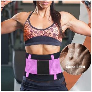 Accessories - New lower back brace/waist trainer belt